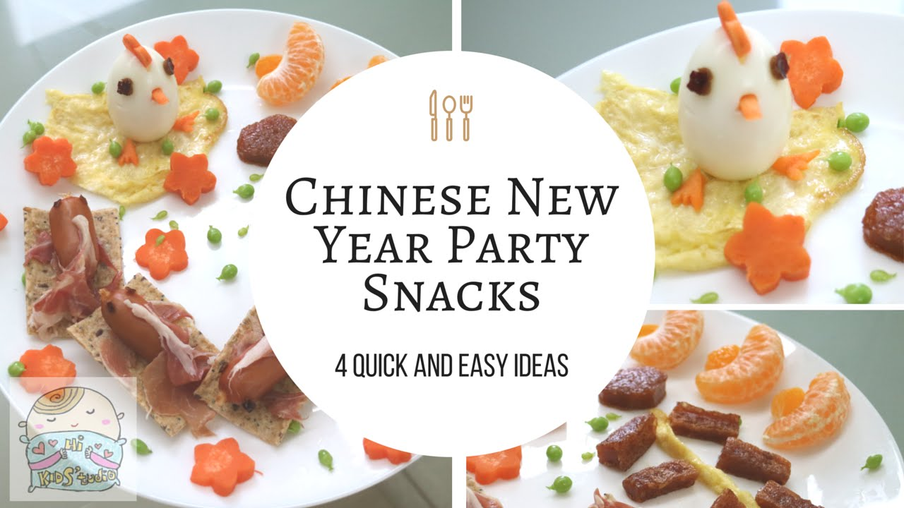 4 quick and easy chinese new year party snacks ideas food art diy 4 quick and easy chinese new year party snacks ideas food art diy forumfinder Image collections