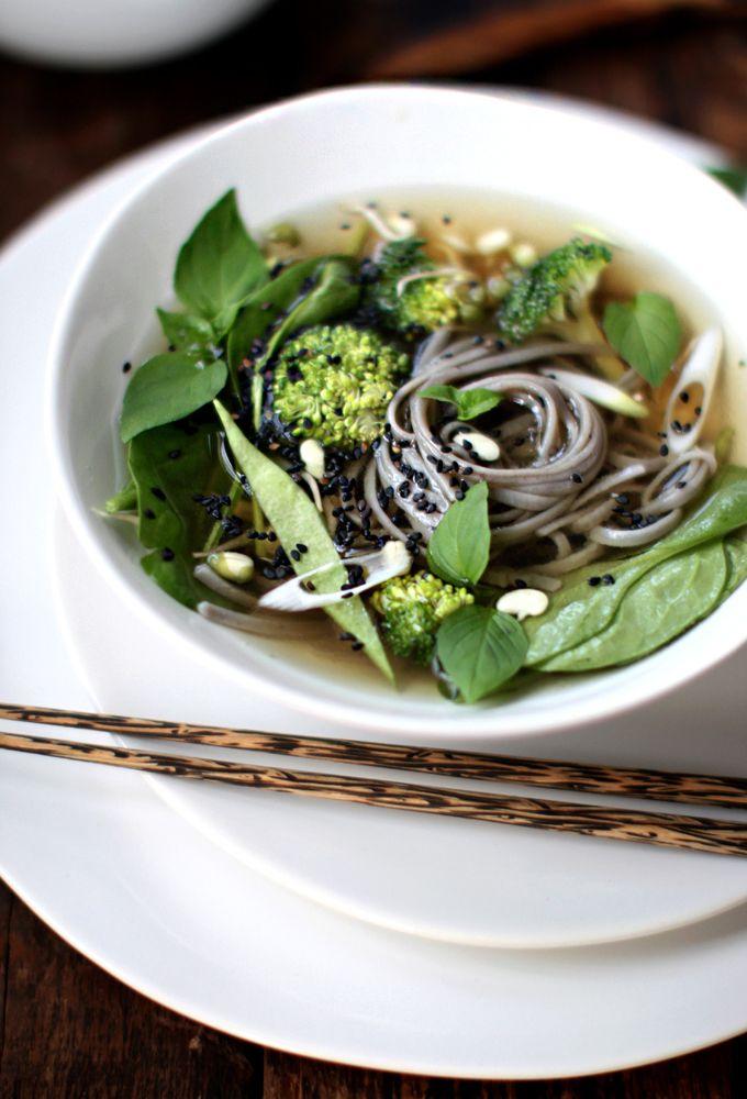 Pho-Inspired Noodle Bowl