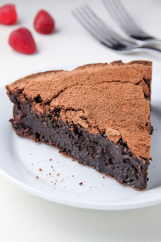 Flourless Chocolate Cake Food Network