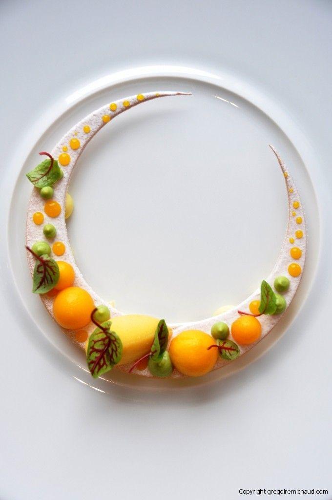 "Mango Avocado on Vanilla Sable! #dessert explore Pinterest""> #dessert #food explore Pinterest""> #food #yummy…"