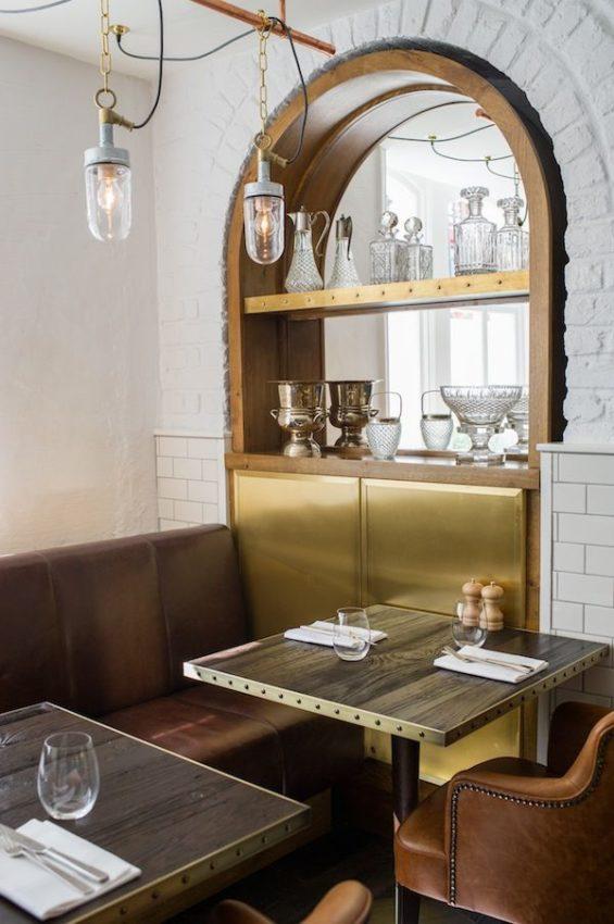 Apero Restaurant, London. GIA Equation