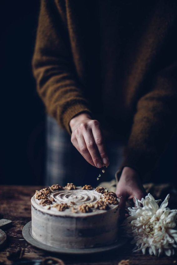 Gluten-free Walnut Cake with Cinnamon – the perfect autumn recipe