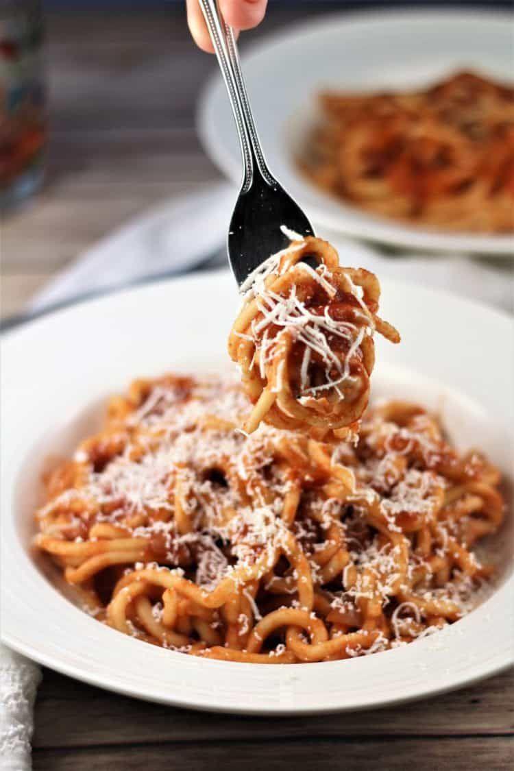 Sicilian Maccaruna