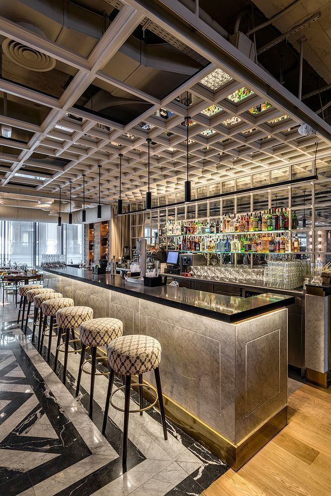 Find here Luxxu's bar lighting fixtures selection to inspire your next interior design project.…