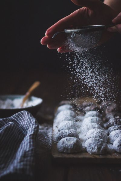 """thesoutherly: """" Spiced Cocoa Polvorones 