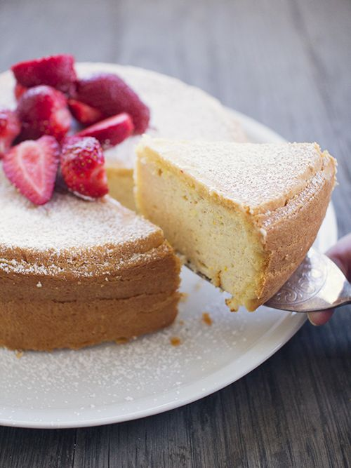 Italians ricotta cake