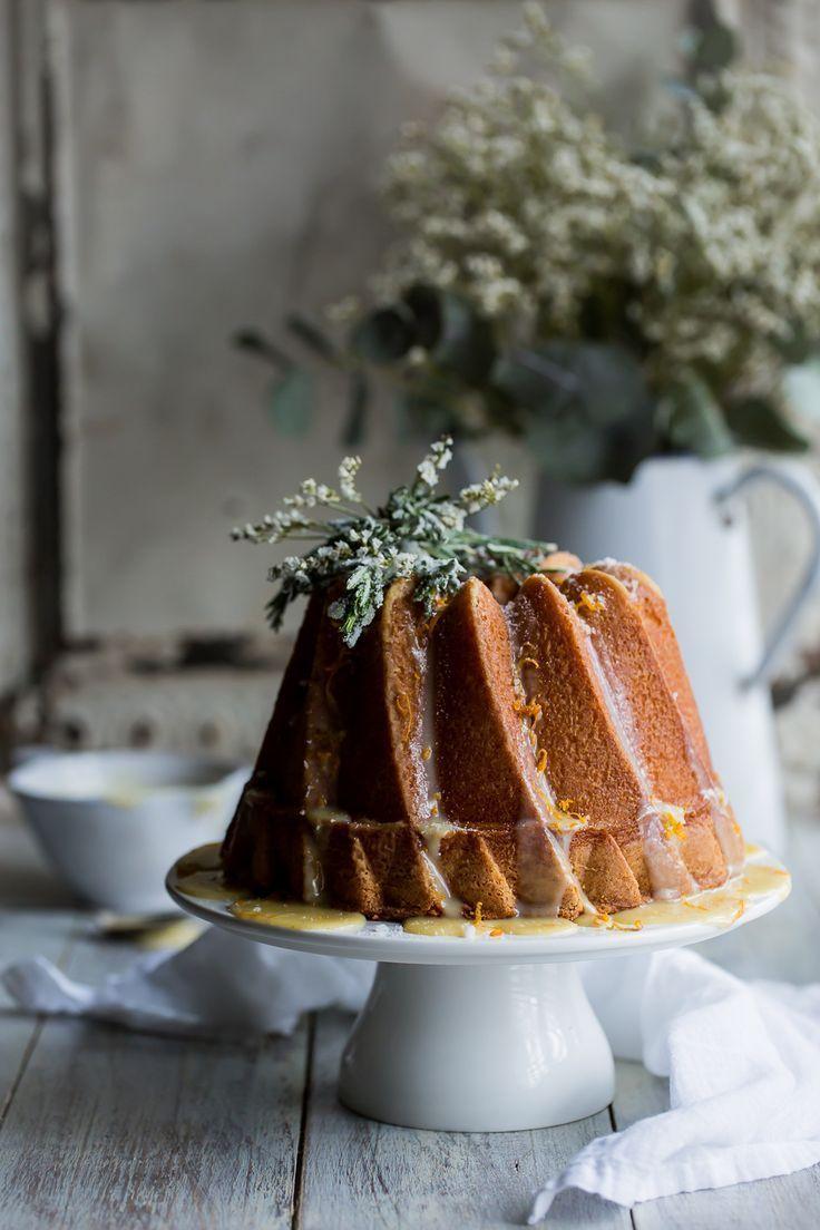 Blood Orange & Olive Oil Cake | Cygnet Kitchen [use at least half wholegrain…