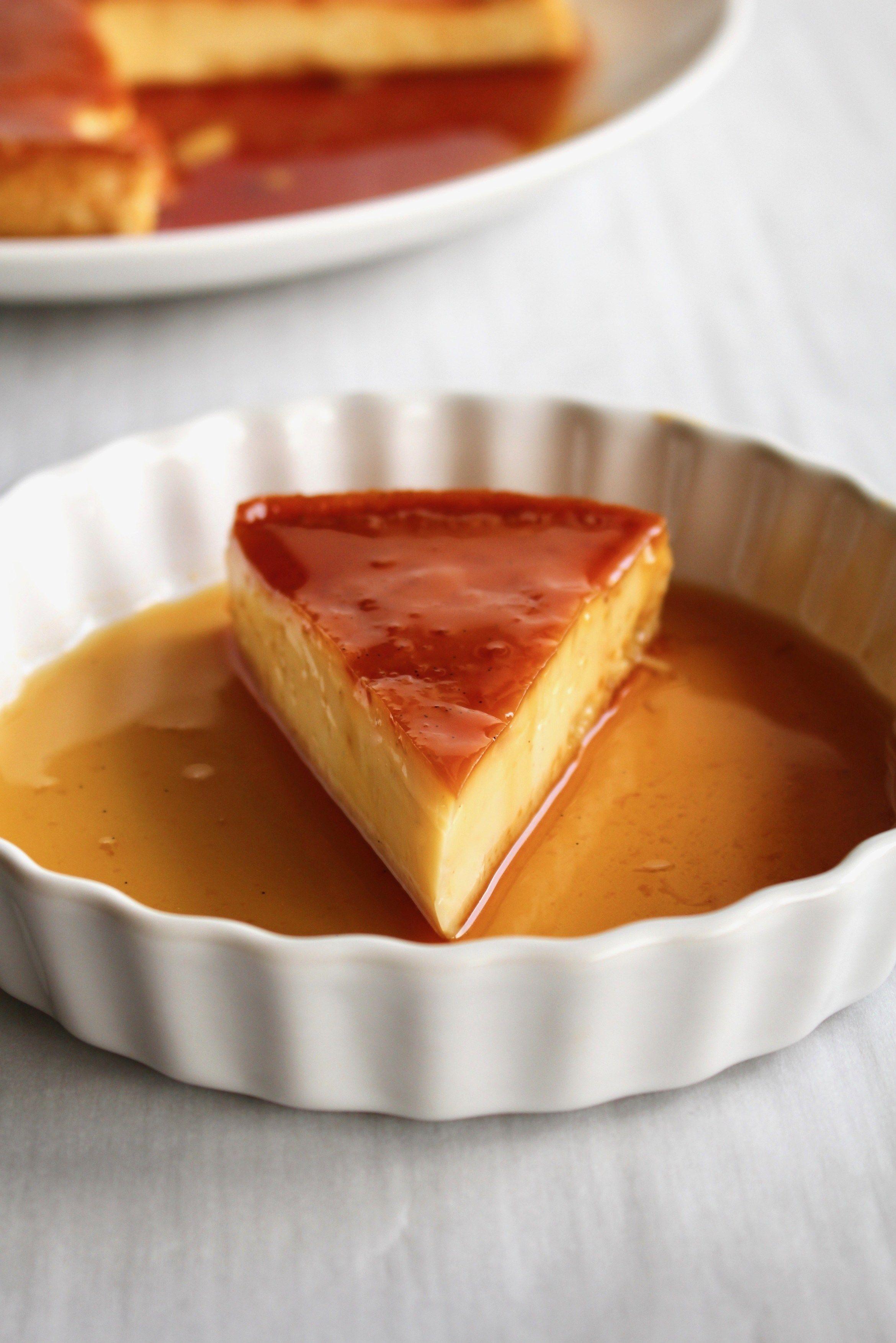 Leche Flan (Dairy-free Filipino dessert) – Ai made it for you