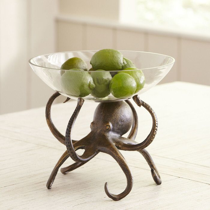 Maria Octopus Bowl